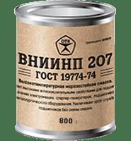 высокотемпературная смазка ВНИИНП 207
