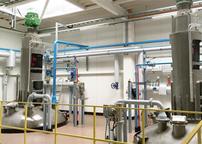 Производство пластичных смазок
